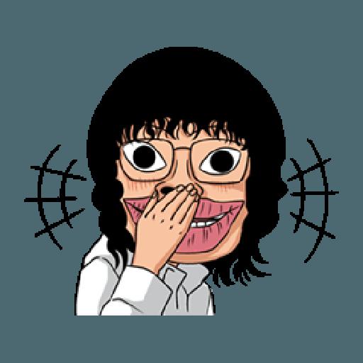 稻中兵團 - Sticker 10