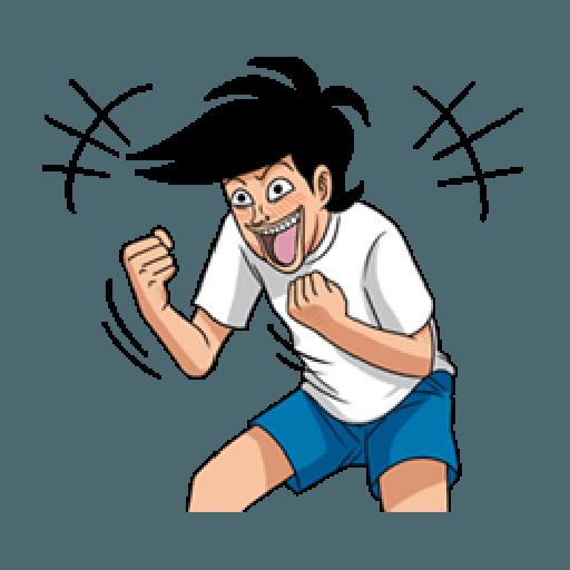 稻中兵團 - Sticker 14