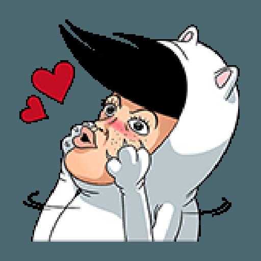 稻中兵團 - Sticker 4