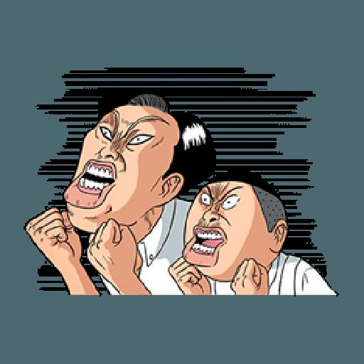 稻中兵團 - Sticker 13