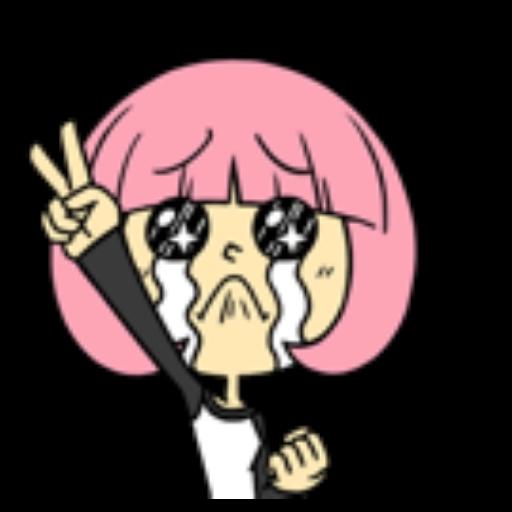 Hacker Girl - Sticker 5