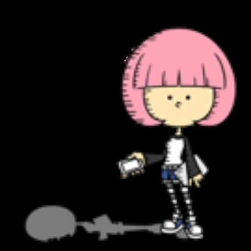 Hacker Girl - Sticker 6