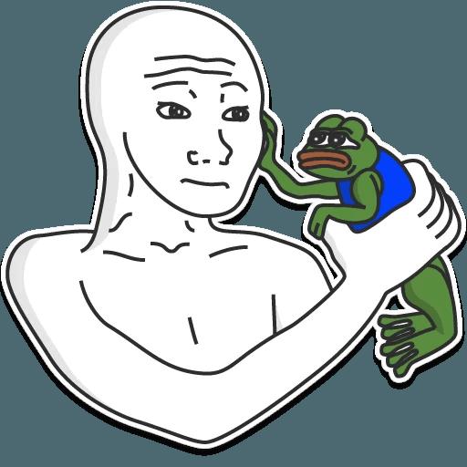 Pepe1 - Sticker 8