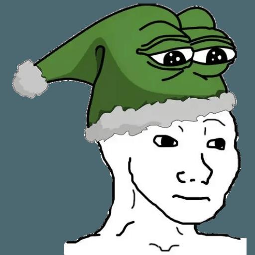 Pepe1 - Sticker 3