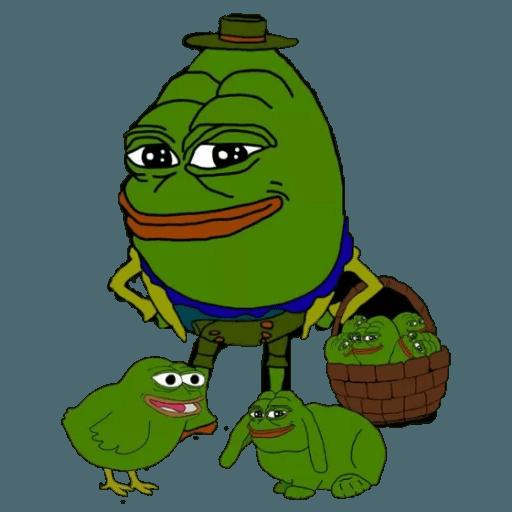 Pepe1 - Sticker 26