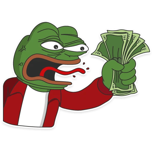 Pepe1 - Sticker 22