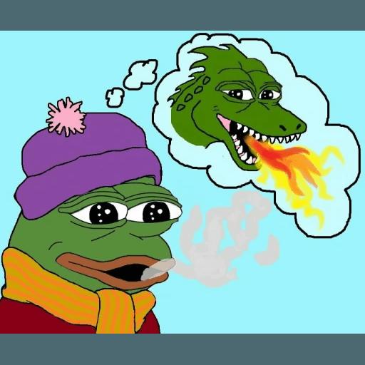 Pepe1 - Sticker 21