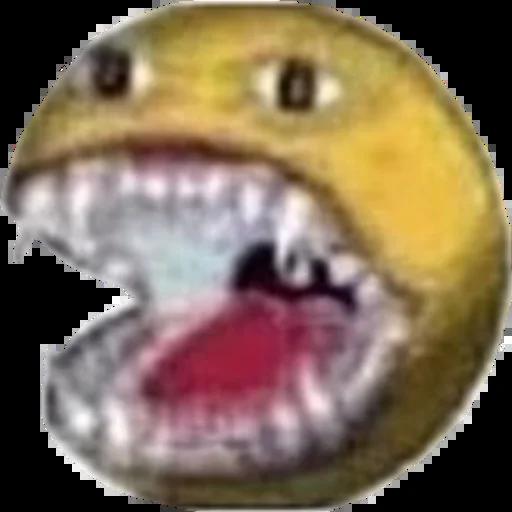 Fucking emojis 3 - Tray Sticker