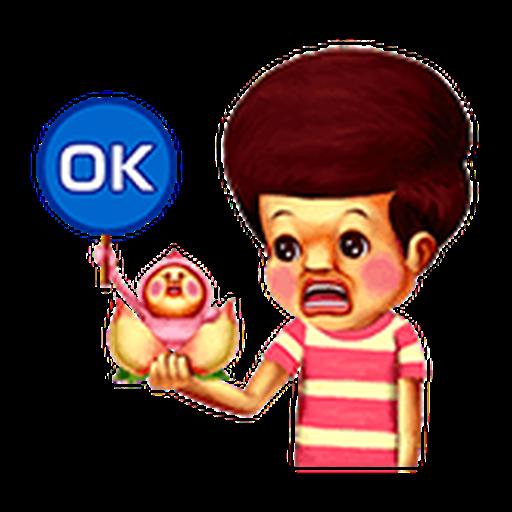 屁桃 - Sticker 16