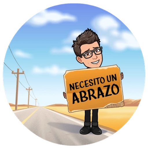 Sadness BitMoji - Sticker 11