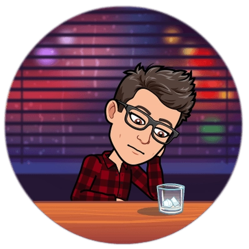 Sadness BitMoji - Sticker 13