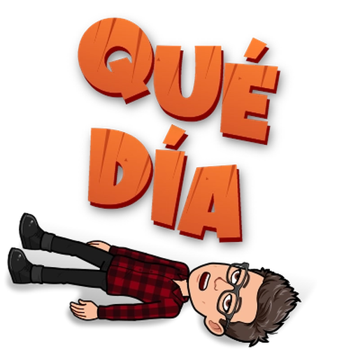 Sadness BitMoji - Sticker 4