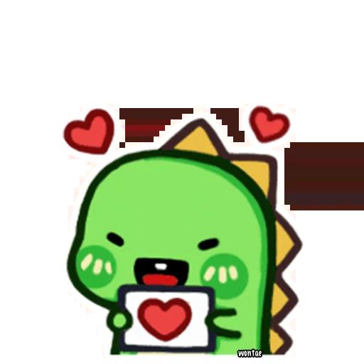 lil dino - Sticker 16