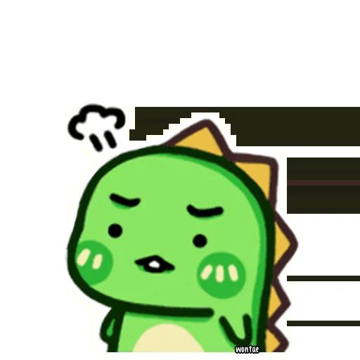 lil dino - Sticker 6