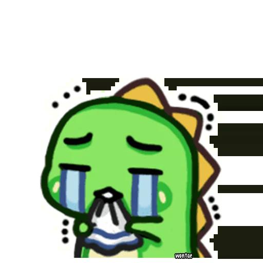 lil dino - Sticker 14