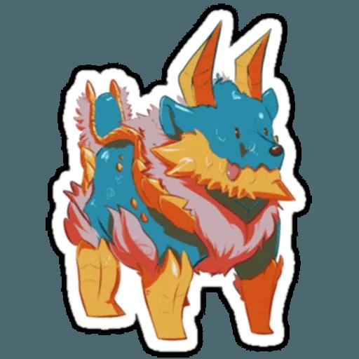 Monster hunter - Sticker 5