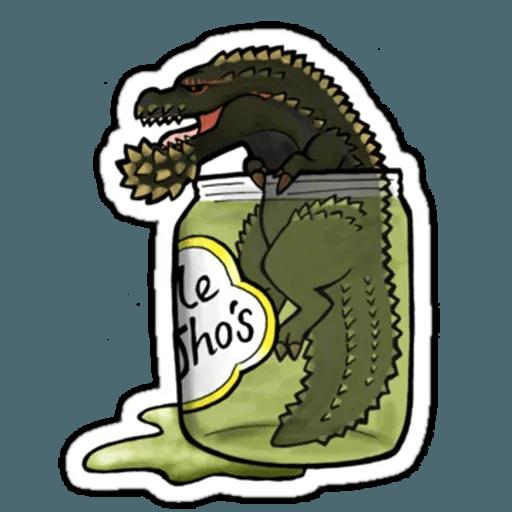 Monster hunter - Sticker 8