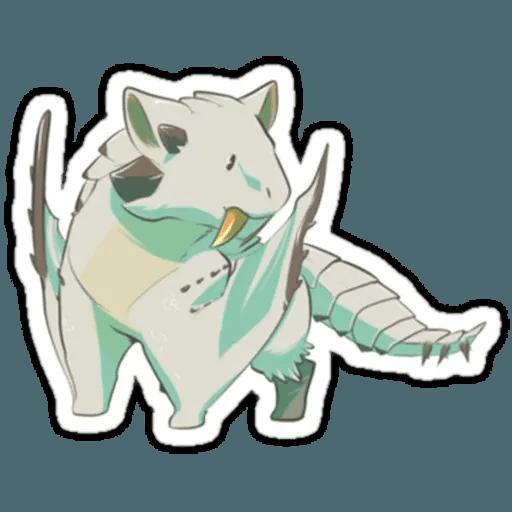 Monster hunter - Sticker 6