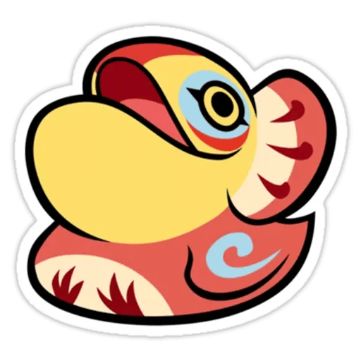 Monster hunter - Sticker 10