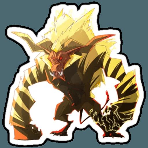 Monster hunter - Sticker 7