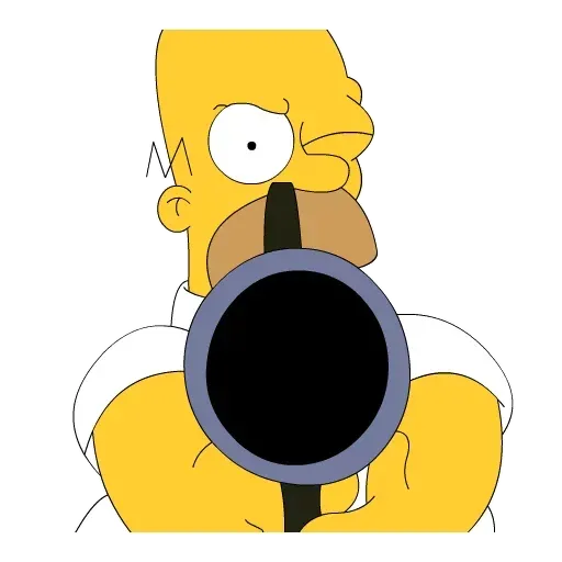Simpsons2 - Sticker 5