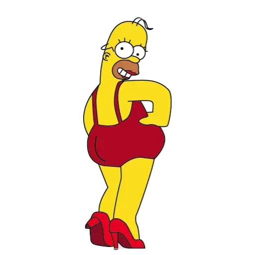 Simpsons2 - Sticker 11