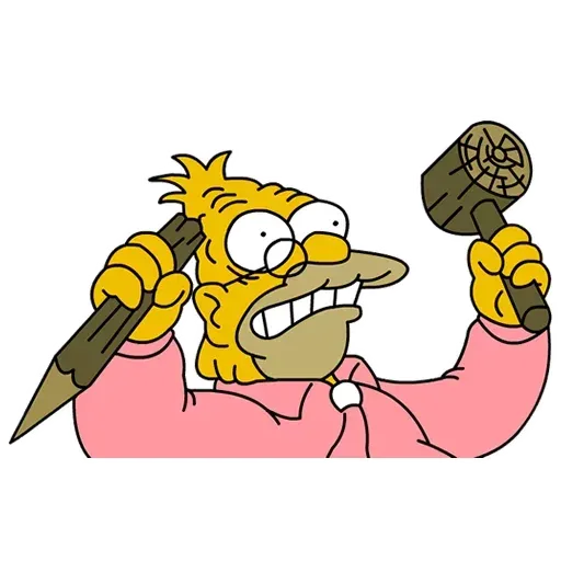 Simpsons2 - Sticker 23
