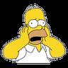 Simpsons2 - Tray Sticker