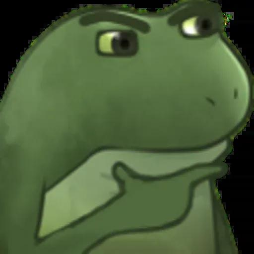 Frog 1.0 - Sticker 3
