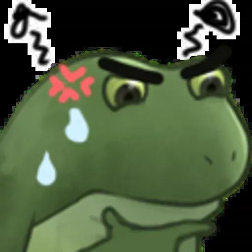 Frog 1.0 - Sticker 4