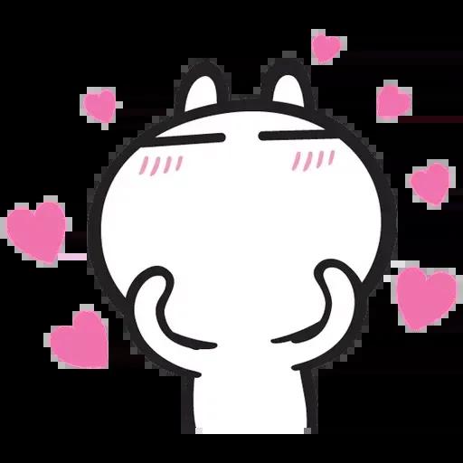 Cute Bunny - Sticker 25