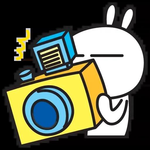 Cute Bunny - Sticker 18
