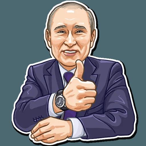 Putin - Sticker 3