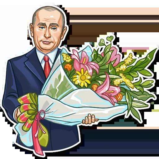 Putin - Sticker 21