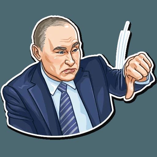 Putin - Sticker 20