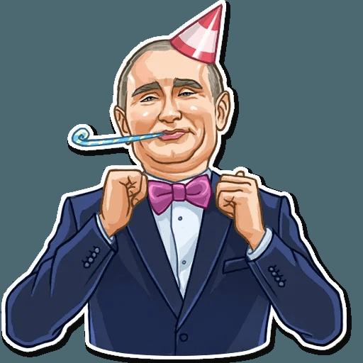 Putin - Sticker 22