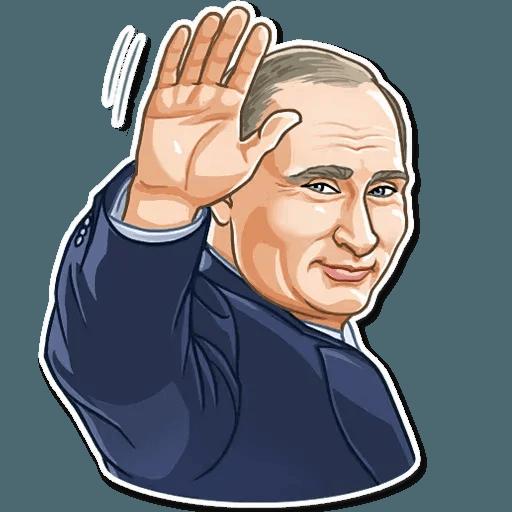 Putin - Sticker 5