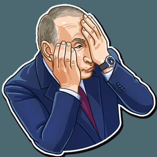Putin - Sticker 23