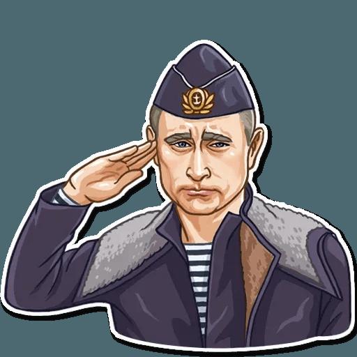 Putin - Sticker 29