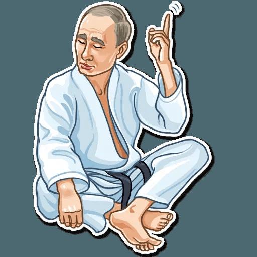 Putin - Sticker 13