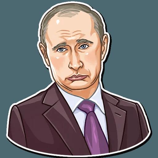 Putin - Sticker 19