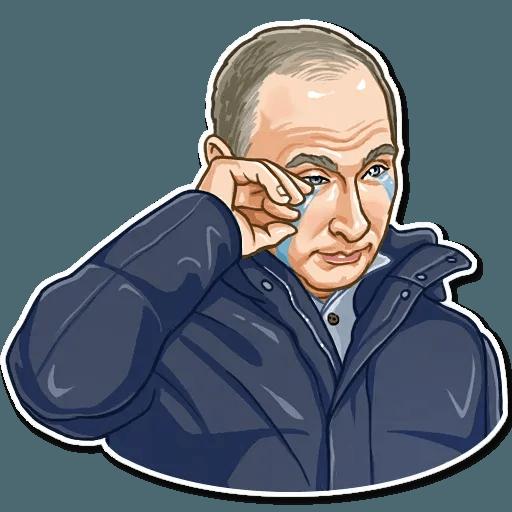 Putin - Sticker 25