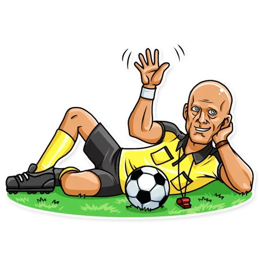 Football - Sticker 5