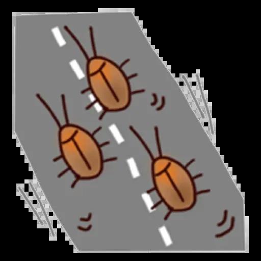 Cockcroach - Sticker 16