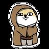DogDog - Tray Sticker