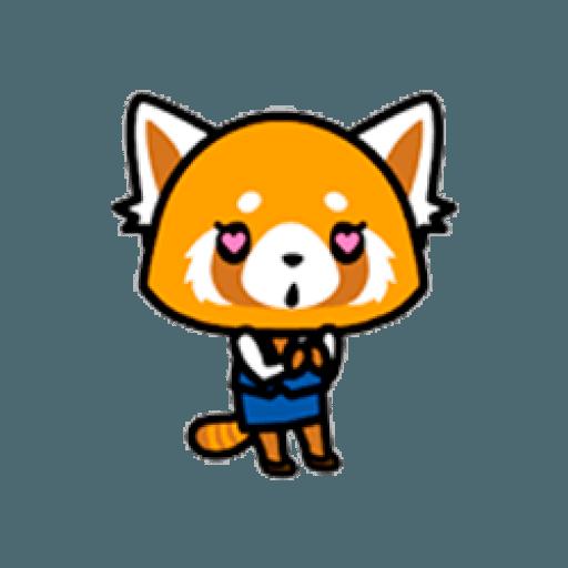 Aggretsuko - Sticker 7