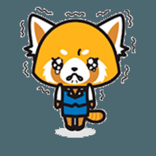 Aggretsuko - Sticker 10