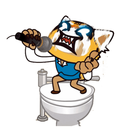 Aggretsuko - Sticker 3