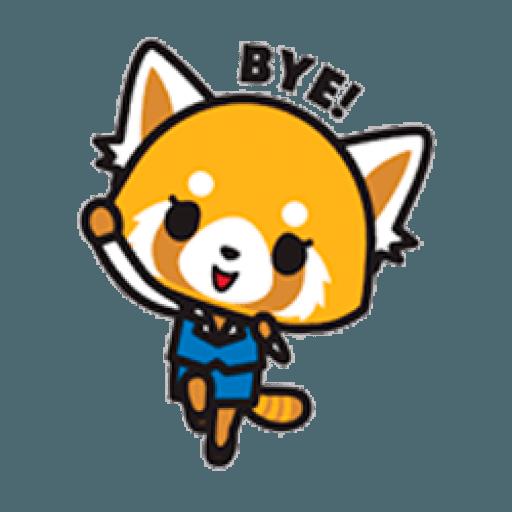 Aggretsuko - Sticker 13