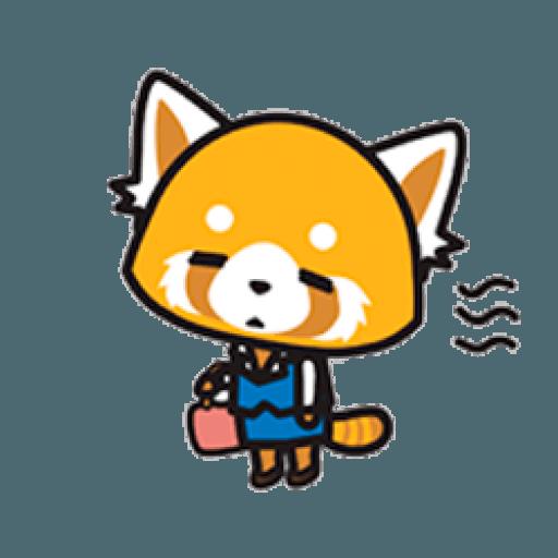 Aggretsuko - Sticker 9